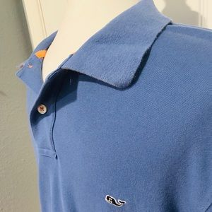 Vineyard Vines short sleeve polo.
